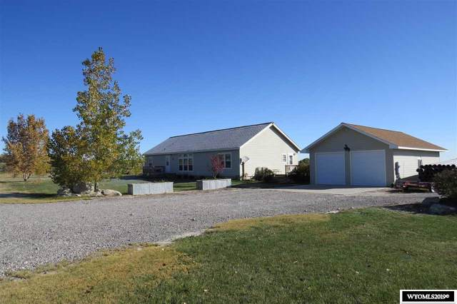 34 Delfelder Rd, Riverton, WY 82501 (MLS #20195951) :: Real Estate Leaders