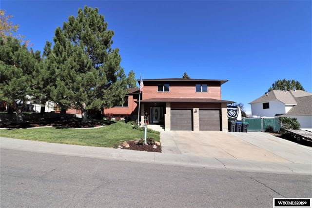 2335 W Teton Boulevard, Green River, WY 82935 (MLS #20195955) :: Lisa Burridge & Associates Real Estate