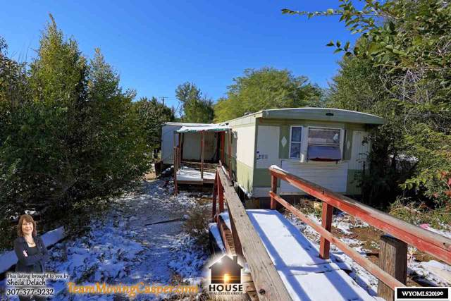 409 Northwestern Avenue, Mills, WY 82644 (MLS #20195957) :: RE/MAX The Group