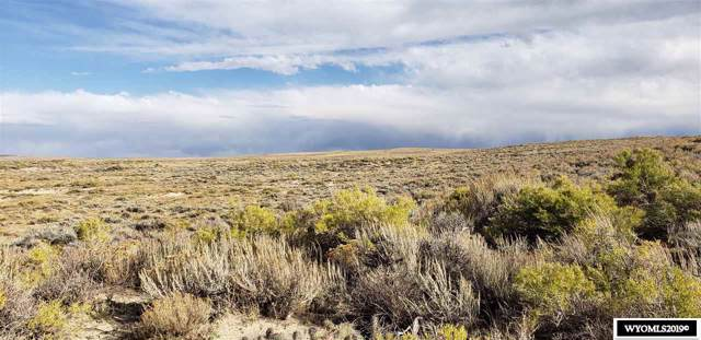 000 Great Divide Basin, Wamsutter, WY 82336 (MLS #20195959) :: Lisa Burridge & Associates Real Estate