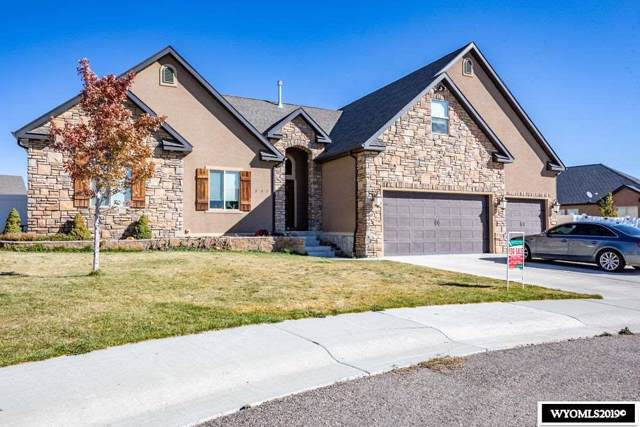 337 Tate Way, Rock Springs, WY 82901 (MLS #20195964) :: Lisa Burridge & Associates Real Estate