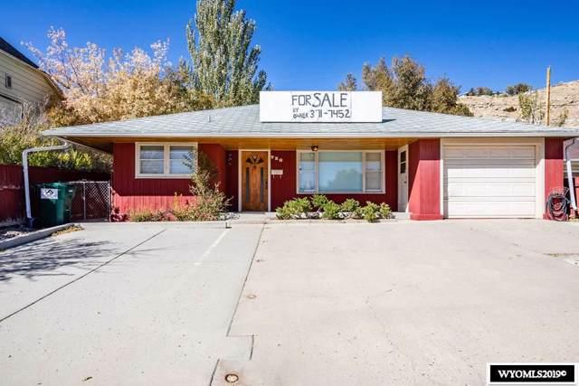 720 Dewar Drive, Rock Springs, WY 82901 (MLS #20195975) :: Real Estate Leaders