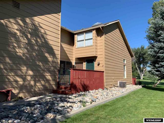 291 Indian Paintbrush #18, Casper, WY 82604 (MLS #20195979) :: RE/MAX The Group