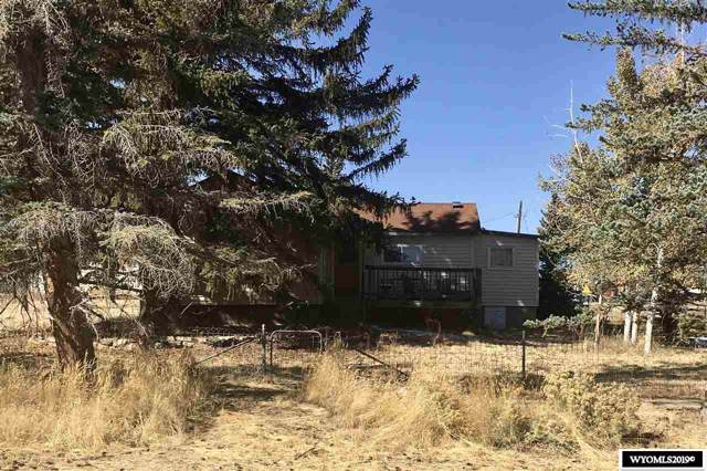 722 Freeman Avenue, Encampment, WY 82325 (MLS #20195982) :: Lisa Burridge & Associates Real Estate