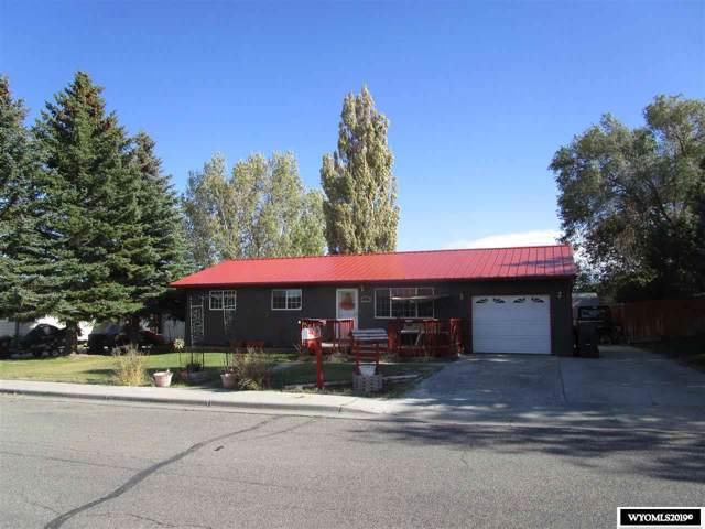 280 Greasewood Street, Green River, WY 82935 (MLS #20195983) :: Lisa Burridge & Associates Real Estate