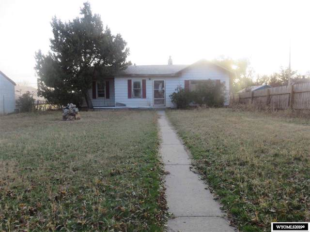 1113 Willow Street, Casper, WY 82604 (MLS #20195984) :: RE/MAX The Group