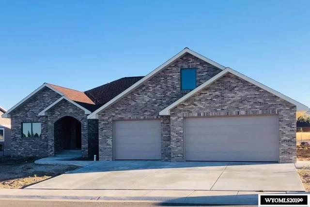 1045 Timber Drive, Lander, WY 82520 (MLS #20195990) :: Real Estate Leaders