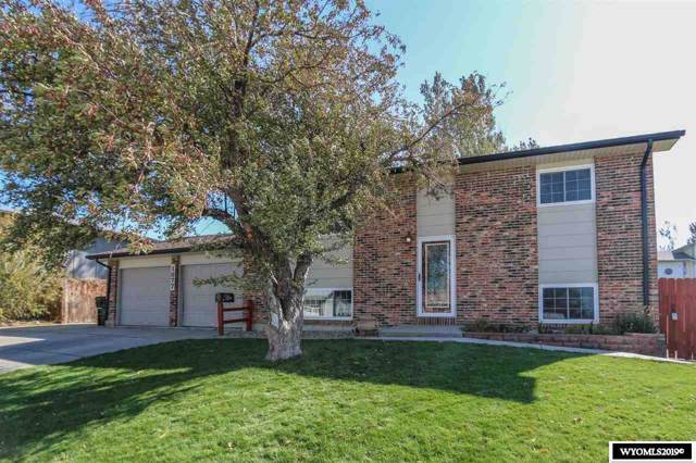 1877 Shumway Avenue, Casper, WY 82601 (MLS #20195993) :: RE/MAX The Group