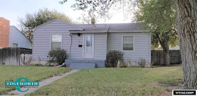 1927 S Poplar Street, Casper, WY 82601 (MLS #20195994) :: Real Estate Leaders