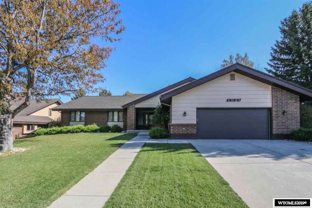 1921 Rustic Court, Casper, WY 82609 (MLS #20195995) :: RE/MAX The Group