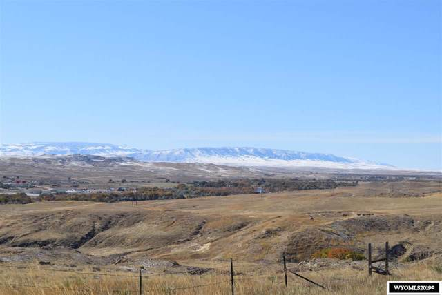 134 S Monkey, Glenrock, WY 82637 (MLS #20195996) :: Real Estate Leaders