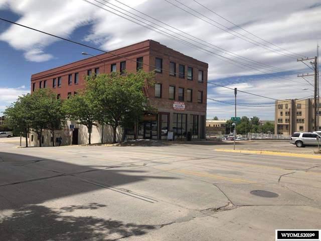 120 W 1st Street, Casper, WY 82601 (MLS #20196002) :: Real Estate Leaders