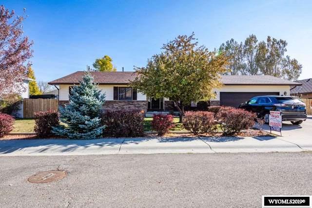 919 Laramie Street, Rock Springs, WY 82901 (MLS #20196008) :: RE/MAX The Group
