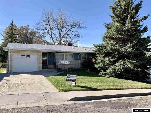 1704 Holly Street, Casper, WY 82601 (MLS #20196018) :: Real Estate Leaders