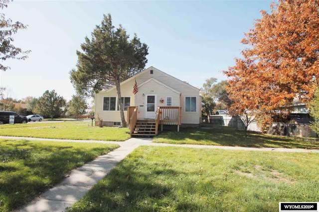 624 E. Jefferson Avenue, Riverton, WY 82501 (MLS #20196029) :: Real Estate Leaders