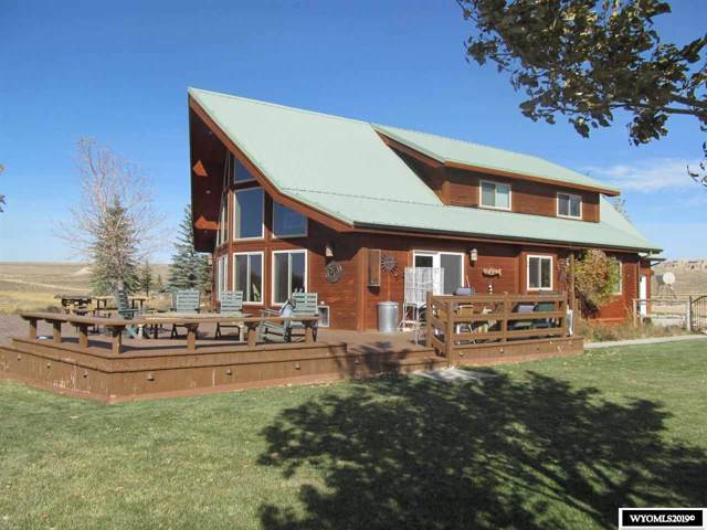 1628A N Wy Highway 130, Saratoga, WY 82331 (MLS #20196036) :: Lisa Burridge & Associates Real Estate
