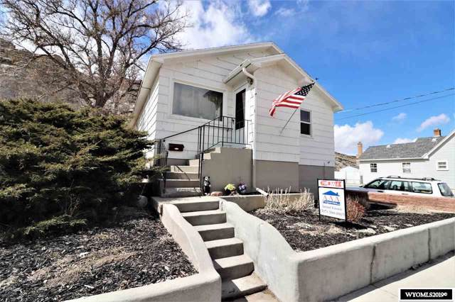 508 Dewar Drive, Rock Springs, WY 82901 (MLS #20196040) :: RE/MAX The Group