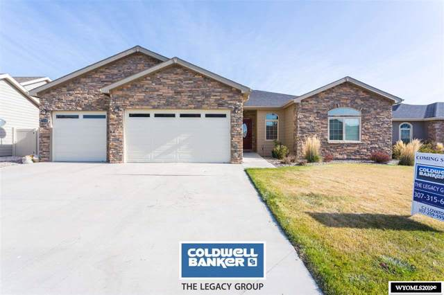 2463 Grove Street, Casper, WY 82609 (MLS #20196043) :: RE/MAX The Group
