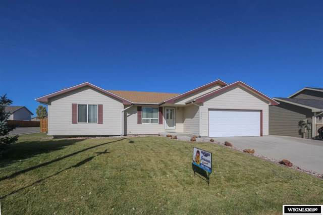 2028 Mandan Trail, Bar Nunn, WY 82601 (MLS #20196048) :: RE/MAX The Group