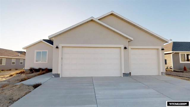 3720 Falcon Way, Rock Springs, WY 82901 (MLS #20196050) :: RE/MAX The Group
