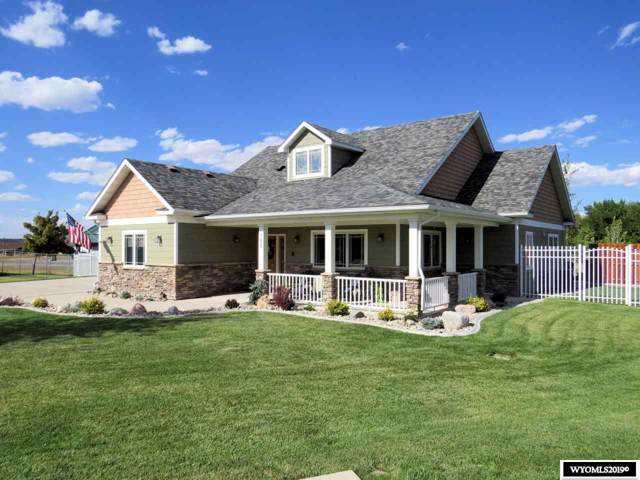 150 Wendy Street, Lander, WY 82520 (MLS #20196053) :: Real Estate Leaders
