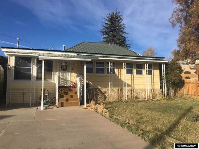 614 Sage Ave, Kemmerer, WY 83101 (MLS #20196055) :: RE/MAX The Group