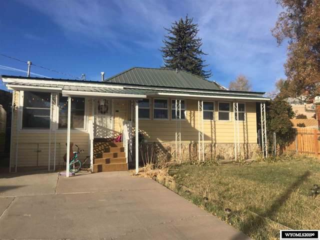 614 Sage Ave, Kemmerer, WY 83101 (MLS #20196055) :: Real Estate Leaders