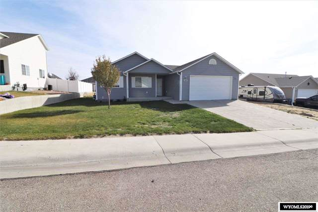 325 Daytona Drive, Rock Springs, WY 82901 (MLS #20196061) :: Lisa Burridge & Associates Real Estate