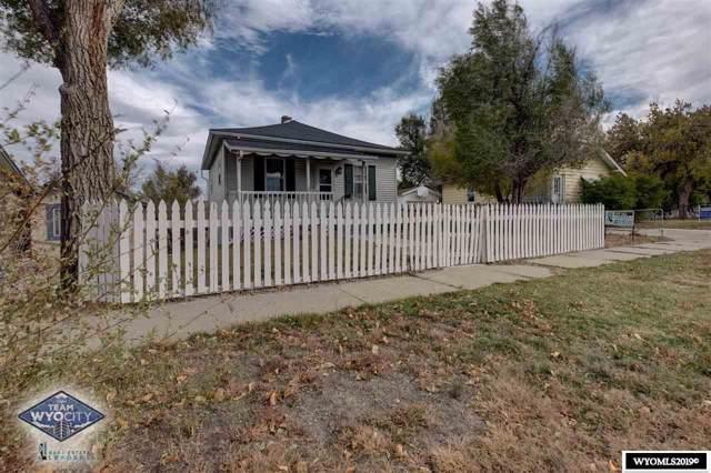 335 S Kenwood, Casper, WY 82601 (MLS #20196072) :: Real Estate Leaders