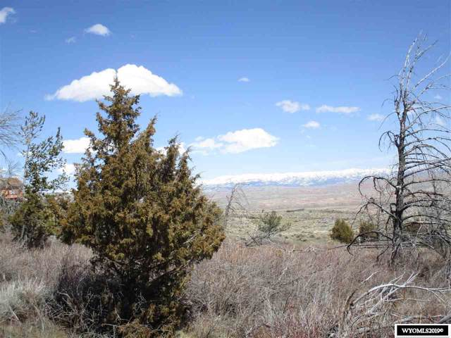 21 Green River Drive, Dubois, WY 82513 (MLS #20196075) :: Real Estate Leaders