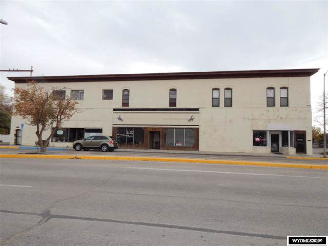 211 E Center, Douglas, WY 82633 (MLS #20196077) :: RE/MAX The Group