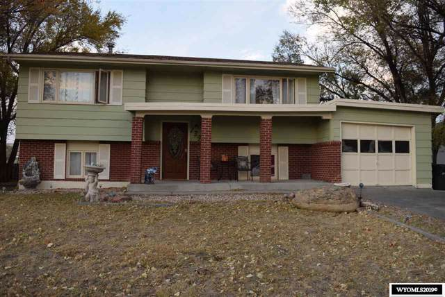 134 Fort Laramie, Glenrock, WY 82637 (MLS #20196089) :: Lisa Burridge & Associates Real Estate