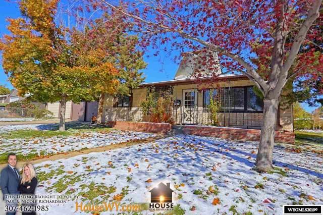 747 Lillian Lane, Casper, WY 82609 (MLS #20196101) :: Lisa Burridge & Associates Real Estate