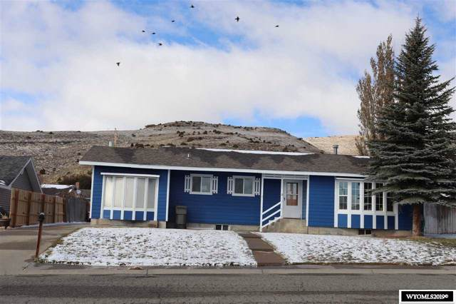 1612 Idaho, Rawlins, WY 82301 (MLS #20196105) :: Real Estate Leaders