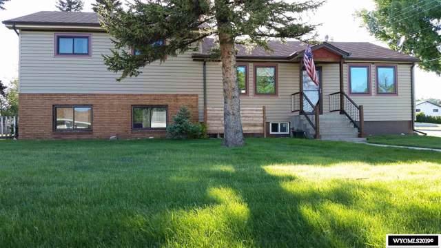 696 N Burritt Avenue, Buffalo, WY 82834 (MLS #20196116) :: Real Estate Leaders