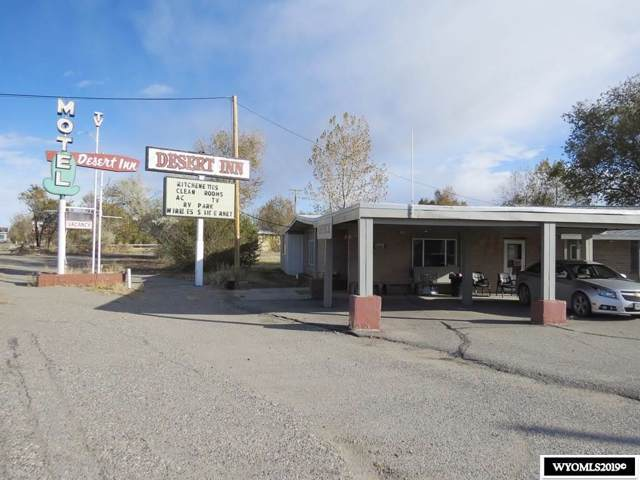 605 W 2nd Street, Shoshoni, WY 82649 (MLS #20196121) :: RE/MAX The Group