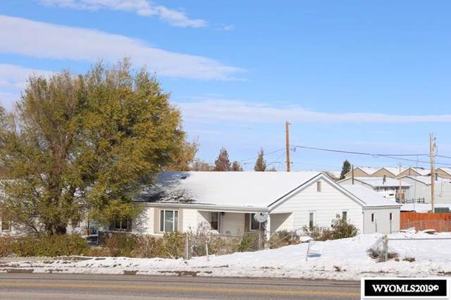 2318 E 12th Street, Casper, WY 82609 (MLS #20196129) :: Lisa Burridge & Associates Real Estate