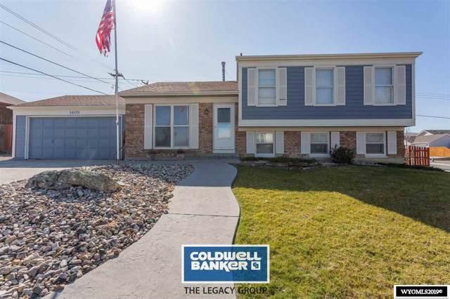 1405 E 24th, Casper, WY 82601 (MLS #20196134) :: Lisa Burridge & Associates Real Estate
