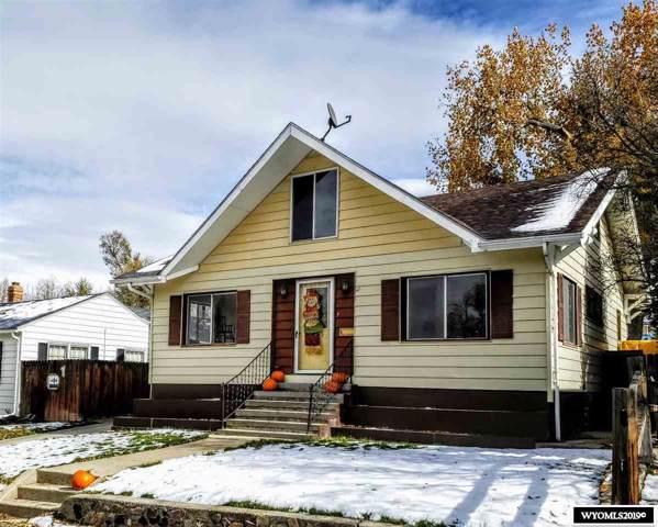 1559 S Oak Street, Casper, WY 82601 (MLS #20196137) :: Lisa Burridge & Associates Real Estate