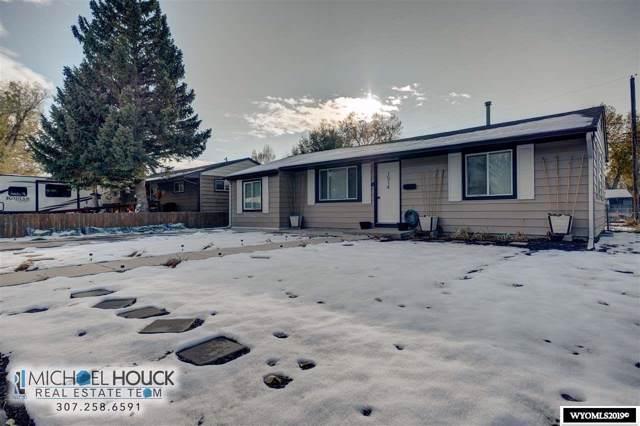 1514 Sheridan, Casper, WY 82604 (MLS #20196138) :: Lisa Burridge & Associates Real Estate