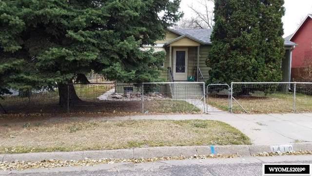 1410 W B Street, Torrington, WY 82240 (MLS #20196140) :: Lisa Burridge & Associates Real Estate