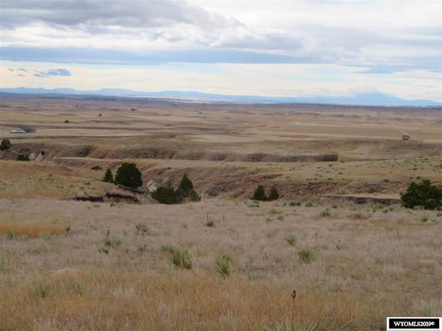 #53 Cowboy Way, Fort Laramie, WY 82223 (MLS #20196143) :: RE/MAX The Group
