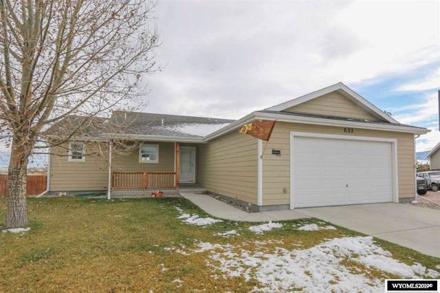 633 Eagle Circle, Evansville, WY 82636 (MLS #20196179) :: RE/MAX The Group