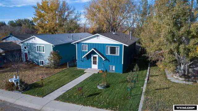118 N 9th, Douglas, WY 82633 (MLS #20196185) :: RE/MAX The Group
