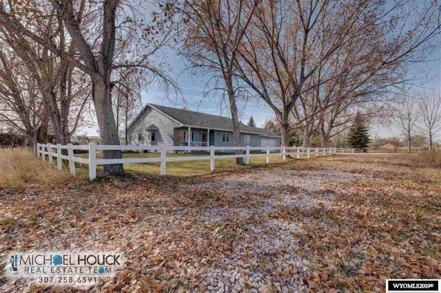 36 Running Dutchman Drive, Glenrock, WY 82637 (MLS #20196195) :: Real Estate Leaders