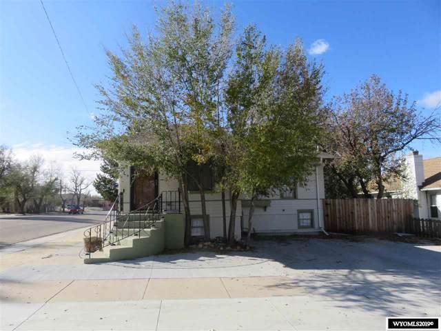 1044 E 1st Street, Casper, WY 82601 (MLS #20196203) :: RE/MAX The Group