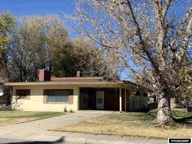 2702 E A Street, Torrington, WY 82240 (MLS #20196206) :: RE/MAX The Group