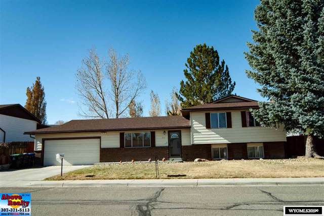 315 Cedar Street, Green River, WY 82935 (MLS #20196214) :: RE/MAX The Group