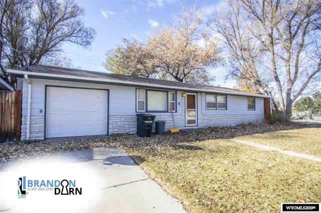 4 Frontier, Glenrock, WY 82637 (MLS #20196217) :: RE/MAX The Group