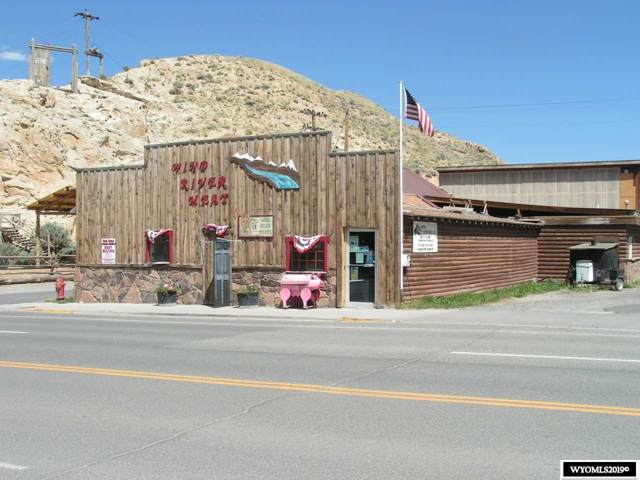 106 W Ramshorn Street, Dubois, WY 82513 (MLS #20196221) :: RE/MAX The Group